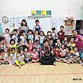 快樂靜思園「六月份壽星」生日慶魔術表演+氣球
