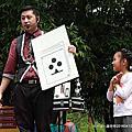 2016-04-10快樂靜思園-有木國小露營樂「魔術表演」
