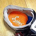 [裝備]強力支撐 - eSoles eFit客製化鞋墊