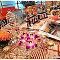 [婚禮佈置]台北慶泰。幸福雜貨風