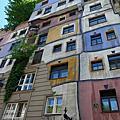 20120509蜜月旅行Day 8:生命中一定要知道的建築之一Hundertwasserhaus