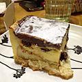 深夜裡的法國手工甜點