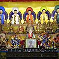 香華雷藏寺壇城