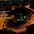 泰山‧夜景