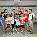 990912第七屆中山盃桌球錦標賽