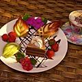 芯園浪漫餐點