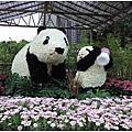 1600隻紙雕貓熊