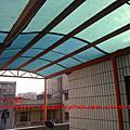 雨棚刷防銹漆