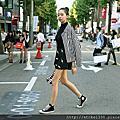 韓國時尚街拍