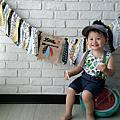 【DIY手作】小熊的2歲印地安派對