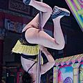2014義民祭-鋼管辣妹熱舞