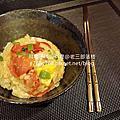 『蕃茄咖哩蛋什錦炊飯』-老三加開特別電鍋料理版