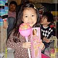 寶貝女兒五歲慶生