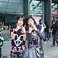2007/11/10、11號台北w-inds.演唱會之旅