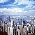 2017酷熱香港遊