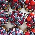 |甜點習作| 計畫永遠趕不上變化的藍莓塔