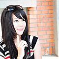 2009/7 黑澀會美眉小豬於士林官邸