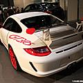 競技賽車 節能先鋒 - Porsche GT3 R Hybrid
