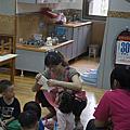 幼稚園當故事媽媽一下午