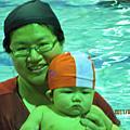 伊藤萬游泳