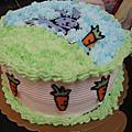 小人做蛋糕~