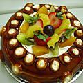 蛋糕裝飾課