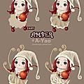 小精靈外傳-Amber