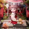 2016-04 巫女x神社