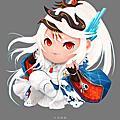 東離劍遊記-凜雪鴉
