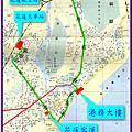 花蓮旅遊地圖導覽