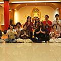 20101002妙明師兄參訪藥師佛禪寺