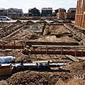 2013-1103 第二週。挖地基