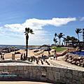 2014-0202 墨西哥 day4 泳池玩水