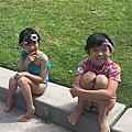 2017-0530 暑期泳訓班第一天