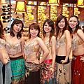 20081221肚皮舞耶誕PARTY