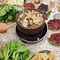 Alpha 飯友吃吃喝喝--2007耶誕夜薑母鴨聚餐