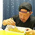 日本大胃王挑戰之宇宙無敵【超超超大盛GIGAMAX 2142卡】泡麵~~~