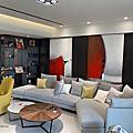 183氣派優雅的玄關及客廳,亦有細膩的氛圍