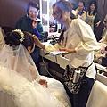 新娘秘書庭瑜0214婚禮