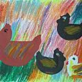 2010「分享~我的愛」繪畫比賽入圍作品