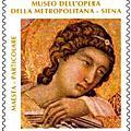 歌德時期--Duccio di Buoninsegna 杜奇歐