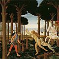 義大利文藝復興初期 Sandro Botticelli 波提且利