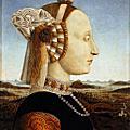 義大利文藝復興初期 Piero deIla Francesca 弗蘭且斯卡