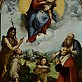 義大利文藝復興盛期 Raphael 拉斐爾