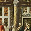 義大利文藝復興初期 Andrea Mantegna 曼帖那