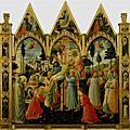 義大利文藝復興初期 Fra Angelico 安基利軻