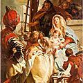 洛可可時期 Giovanni Battista Tiepolo 提也波洛