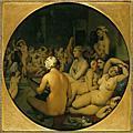 新古典時期 Jean-Auguste-Dominique Ingres 安格爾