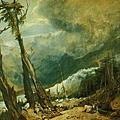 自然時期 Joseph Mallord William Turner 泰納