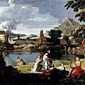巴洛克時期 普桑 Nicolas Poussin